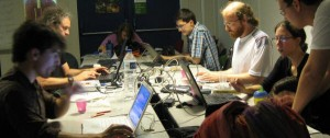 Inkscape BookSprint in Paris