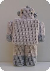 knittedrobot
