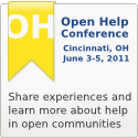 Open Help Conference, Cincinnati, OH June 3-5, 2011